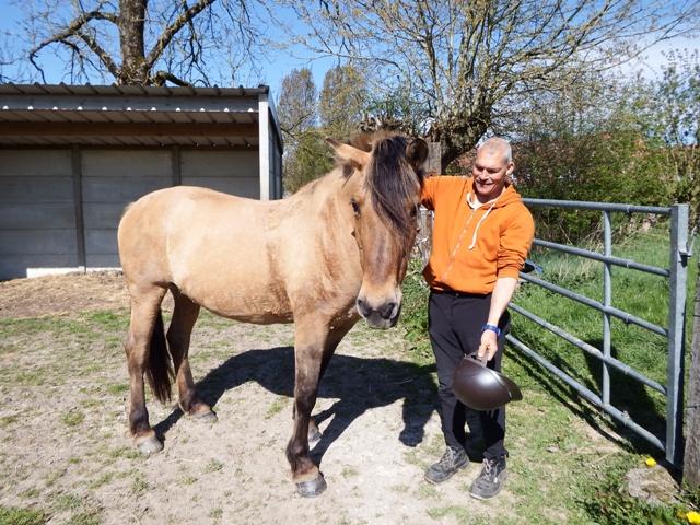 APAJH du Nord-Equitation au foyer Jean Lombard à Avesnelles,